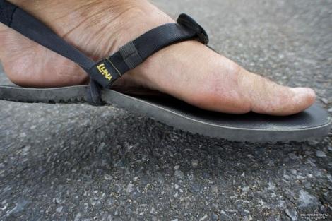 The Luna Trail Sandal